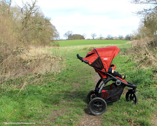 Joie Crosster Pushchair Review