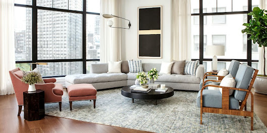 30 Living Room Furniture Layout Ideas - How to Arrange Seating in a Living Room