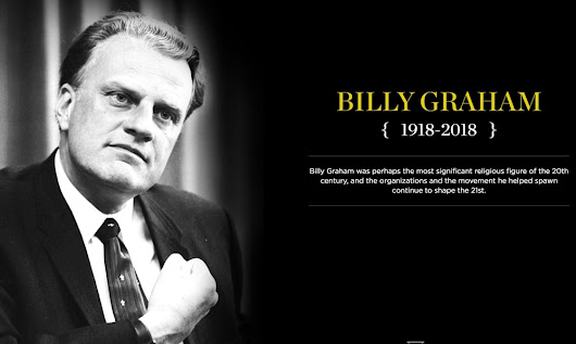 Remembering the message of Billy Graham