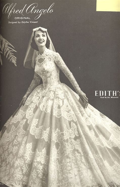 An Alfred Angelo original designed by Edythe Vincent
