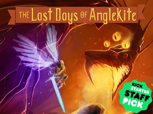 The Last Days of Anglekite, a Chaos World from Magpie Games by Mark Diaz Truman — Kickstarter