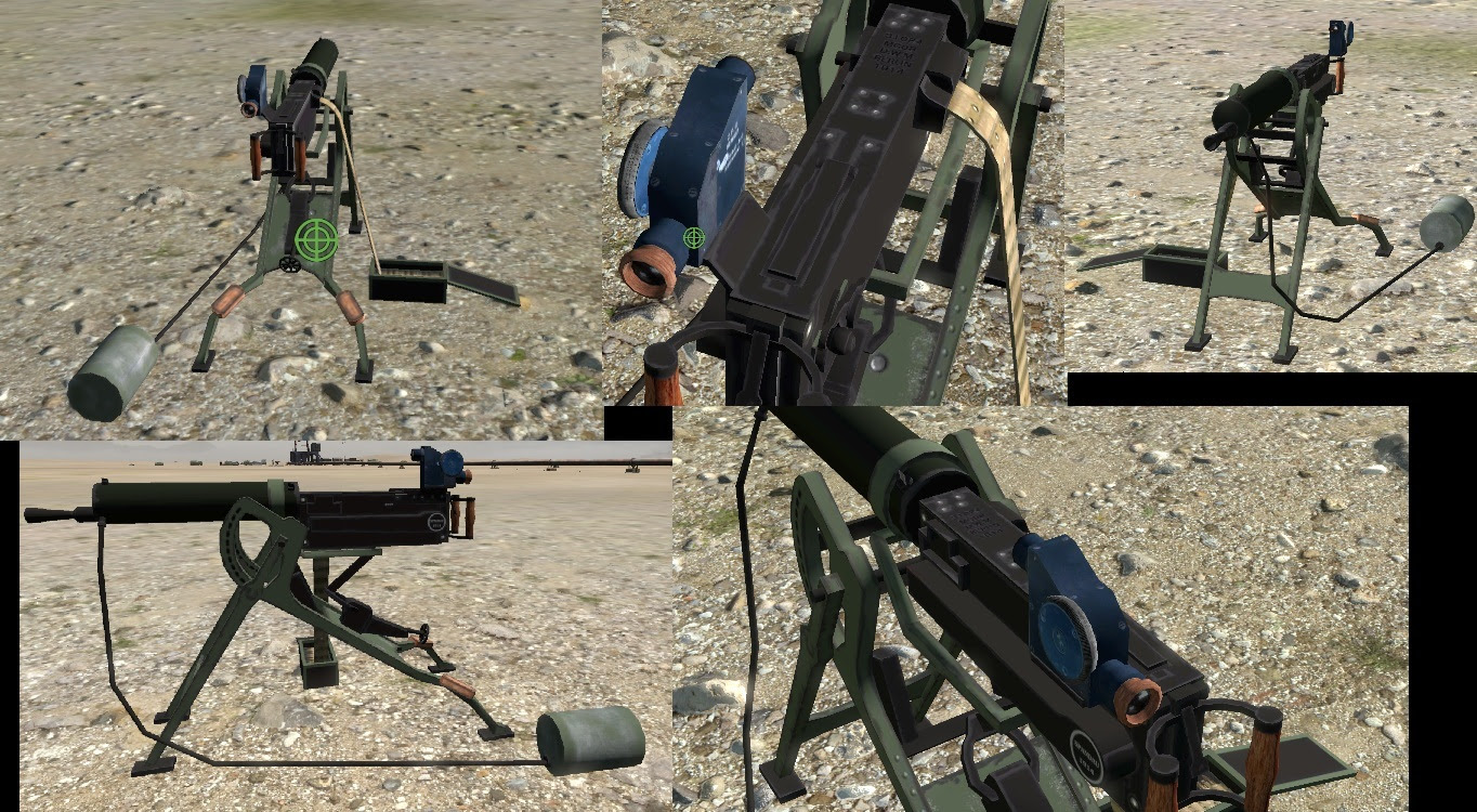 2 ARMA 3 HOW TO ASSEMBLE STATIC WEAPONS