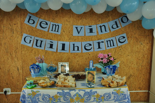 Chá de Bebê - Guilherme