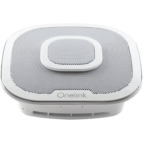 First Alert OneLink Safe & Sound Smart Carbon Monoxide/Smoke Alarm with Alexa