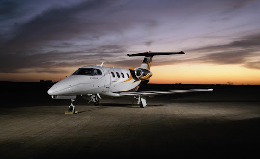 Embraer Phenom 100 | Aircharter | Specifications & Charter