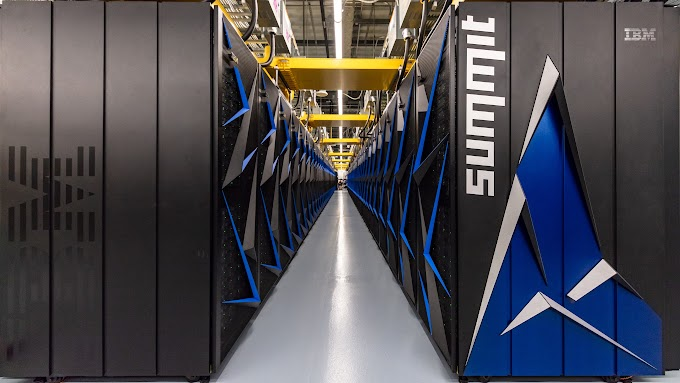 One of the world's most powerful supercomputers also fight against COVID-19