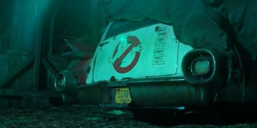 First Teaser for Jason Reitman's 'Ghostbusters' Reboot Released
