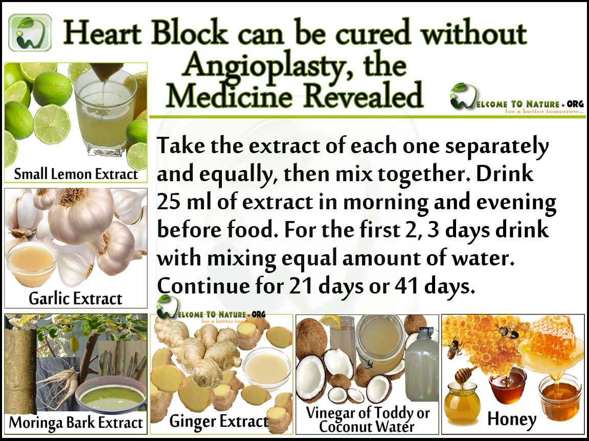 natural treatment for heart disease illness islami