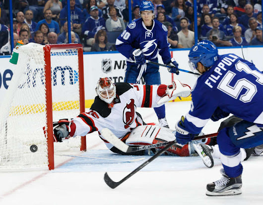 Game 2: Comeback Kids Do It Again – Bolts Beat Devils 3-2