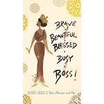 Brave Beautiful Blessed Boss 2020 Pocket Planner
