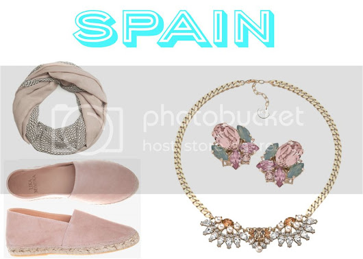 country showcase: Spain!