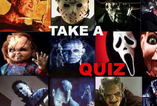 Spooky Quiz by Patrick W-News - Dark Horror Games - Online Games