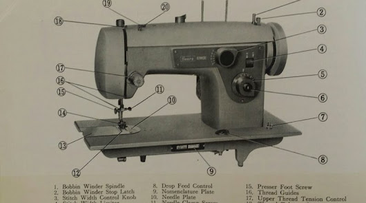 User Guide | Sewing Machine Buffs