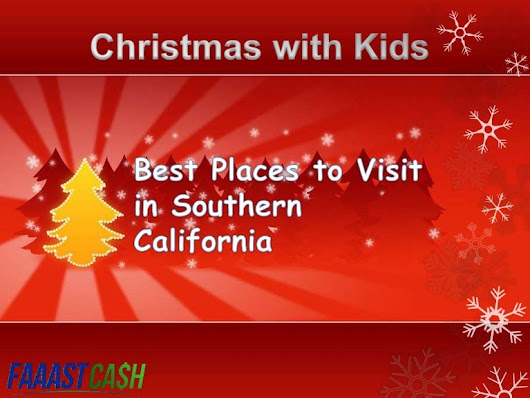 Best Places to Visit in Southern California This Christmas