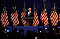Barack Obama,  presidente de E.U. Foto: AP