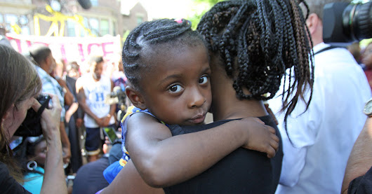 In the Turmoil Over Race and Policing, Children Pay a Steep Emotional Price