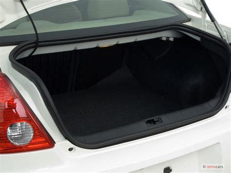 image  pontiac   door sedan gtp trunk size