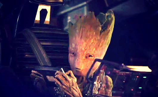 I am Groot: Teenagers, Trees, Parenting and Electronics