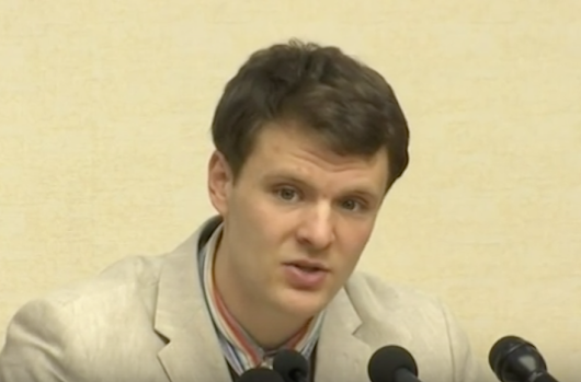 Otto Warmbier, American student released from North Korea, was active in Hillel