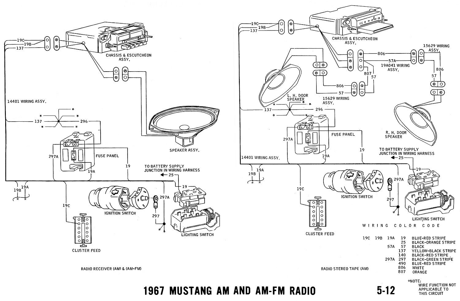 1967 Mustang Wiring And Vacuum Diagrams Average Joe Restoration Wiring Diagram Productive Productive Zaafran It