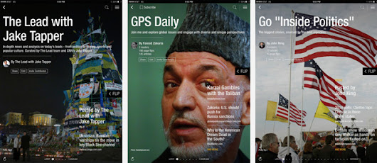 CNN's Flipboard rival now belongs to... Flipboard