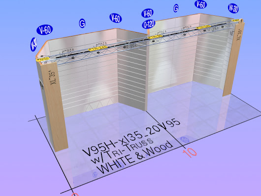 Trade Show Booths & Displays - Xylea-Wood