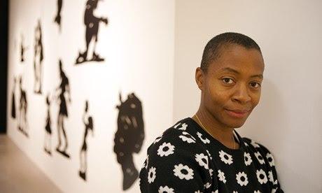 Kara Walker at the Camden Arts Centre
