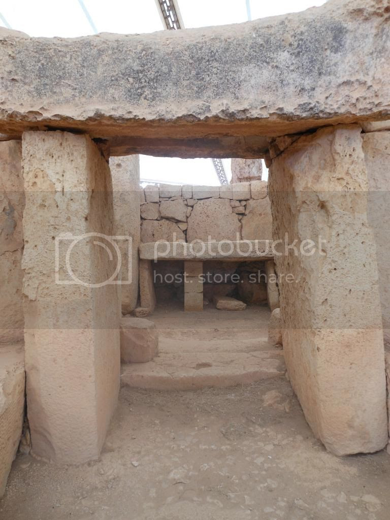 Hagar Qim Ancient Temple Malta Travel Blogger