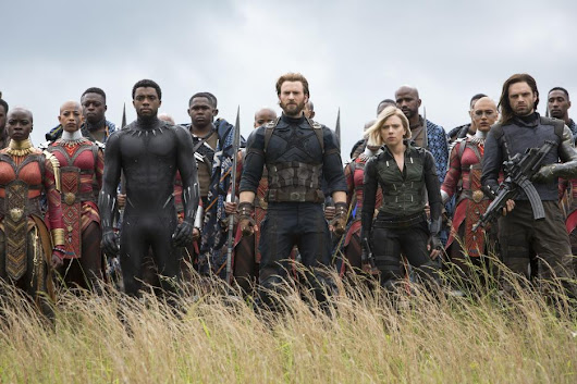 Marvel Studios' Avengers: Infinity War Trailer and Poster Now Available!!! -