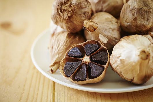 Black Garlic: A New Superfood?