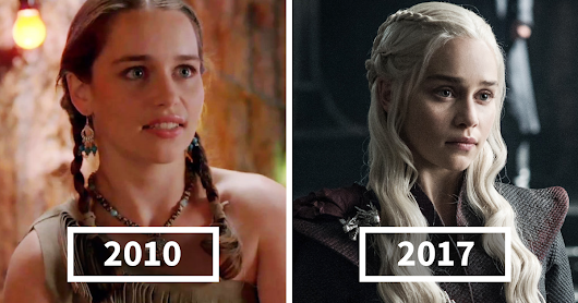 10+ Game Of Thrones Actors Who Looked So Different In Their Youth, Some Of Them Are Barely Recognizable
