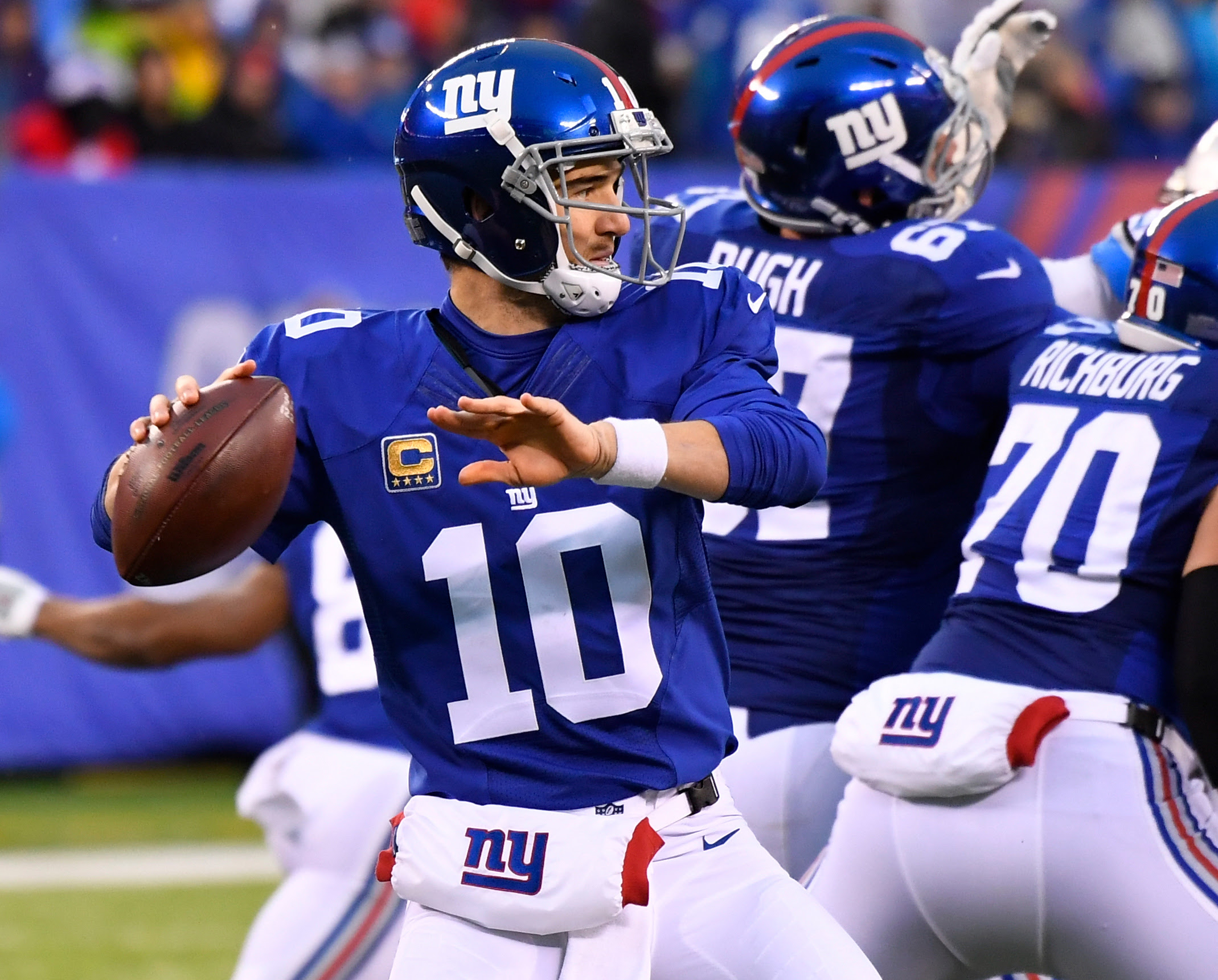 New York Giants: 3 most intriguing nonNFC East matchups