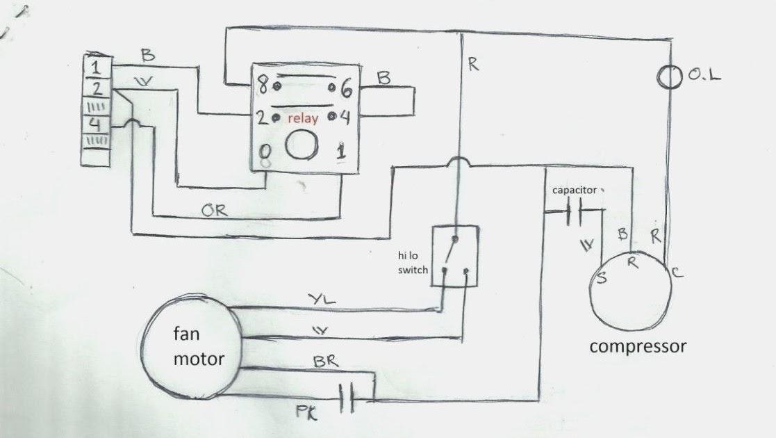 Split Air Conditioner Wiring Diagram Pdf - WIRGREM | Split Air Conditioner Wiring Diagram Pdf |  | WIRGREM