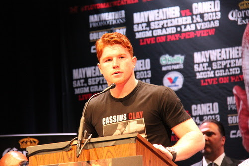Preview: Canelo-Angulo, Mike Reed at Rosecroft & Dusty Harrison