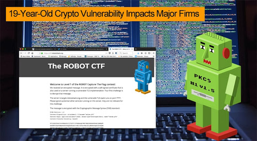 19-Year-Old Crypto Vulnerability Impacts Major Firms