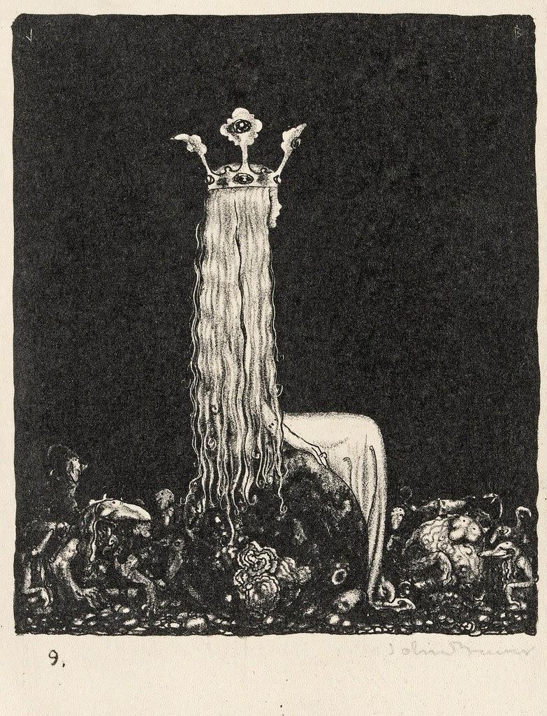 John Bauer - Lithograph 2 (1915)