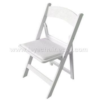 Resin Plastic Folding Chair---White! Office Chair/Rental Chair ...