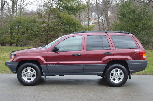 Used 2000 Jeep Grand Cherokee for Sale in Pitcairn PA 15140 Golick Motor Company