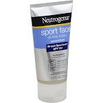 Neutrogena Sport Face Oil-Free Lotion Sunscreen Broad Spectrum SPF 70+, 2.5 Fl. Oz