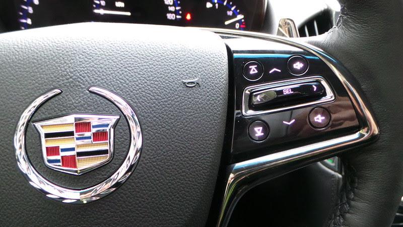 Cadillac ATS CUE