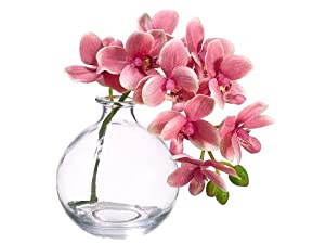 Best 10 Phalaenopsis Orchid Silk Flower Arrangement Pink Case Of 8 Artificial Mixed Flower Arrangements Phuonghaduy001