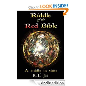Riddle of the Red Bible: (a riddle in time: 1)