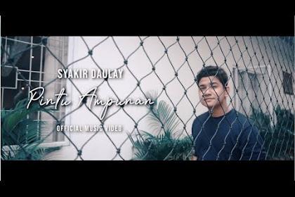 Lirik lagu Syakir Daulay - Pintu Ampunan