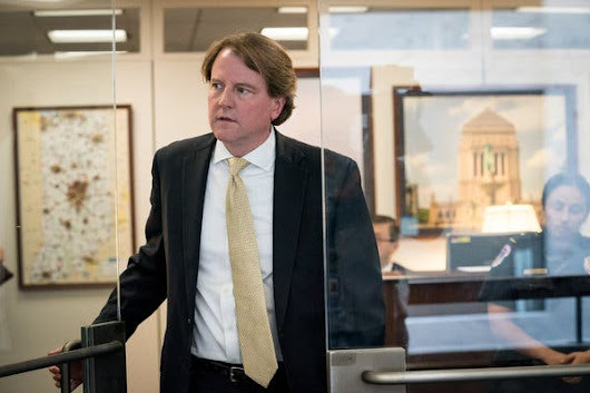 White House Counsel Has Cooperated Extensively With Mueller's Obstruction Inquiry