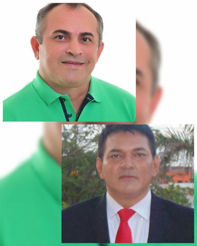 Cesar Paiva é o novo presidente da câmara municipal de Marcelino Vieira