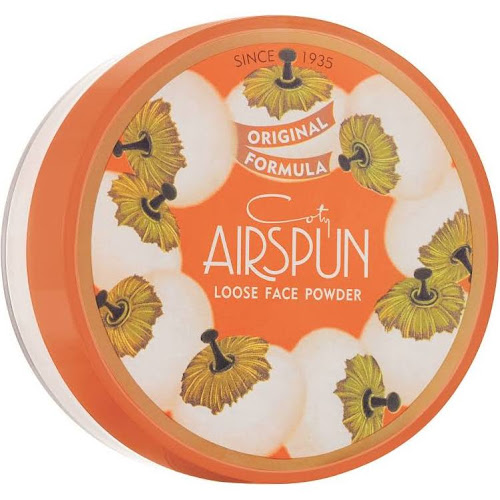 Coty AirSpun Loose Face Powder, Translucent Extra Coverage 070-41 - 2.3 oz tin