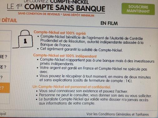 Buralistes Compte Nickel Paris Adresse Et Téléphone