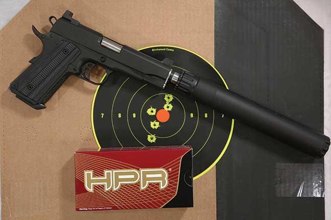 Review: Thompson Machine Isis-2 Suppressor