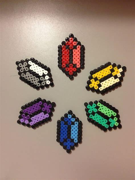 perler bead ideas images  pinterest pearler