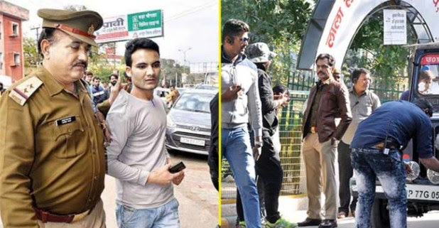 A Fan Grabbed And Dragged Nawazuddin Siddique For A Selfie While Shooting In Kanpur
